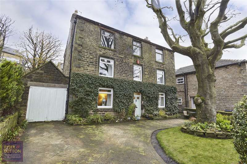 3 Bedrooms Detached House for sale in Chew Valley Road, Greenfield, Saddleworth, OL3