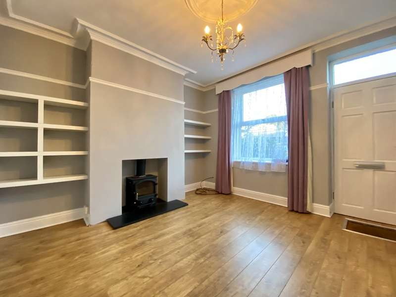 3 Bedrooms Terraced House for rent in Devonshire Terrace Road, Sheffield