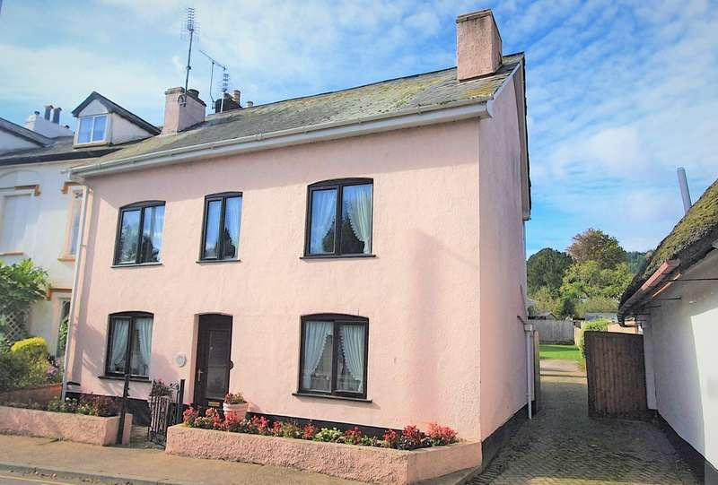 5 Bedrooms Detached House for sale in Station Road, Sidmouth
