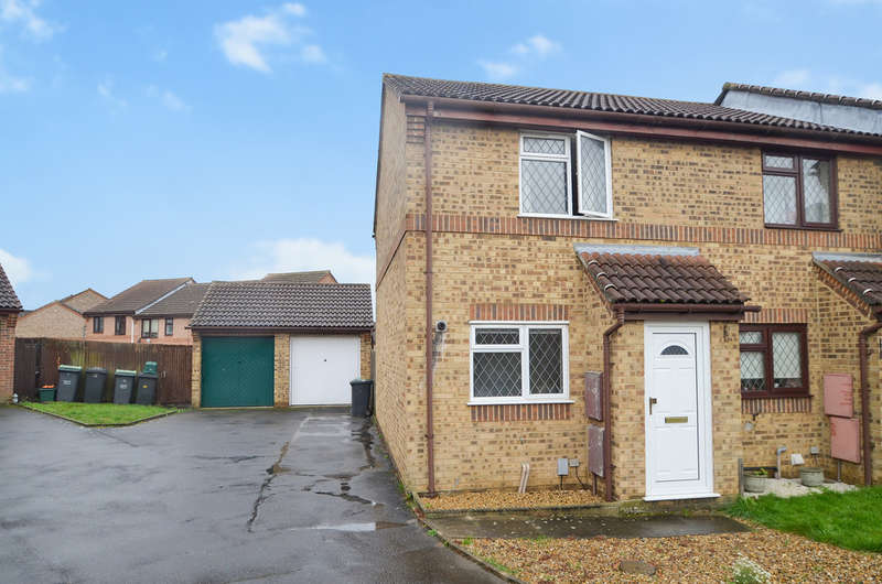 2 Bedrooms End Of Terrace House for sale in Willowmead, Leybourne, West Malling
