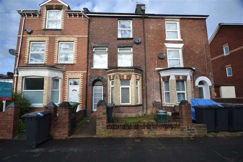 1 Bedroom Flat for rent in Church Road, St. Thomas, Exeter, EX2 9AZ