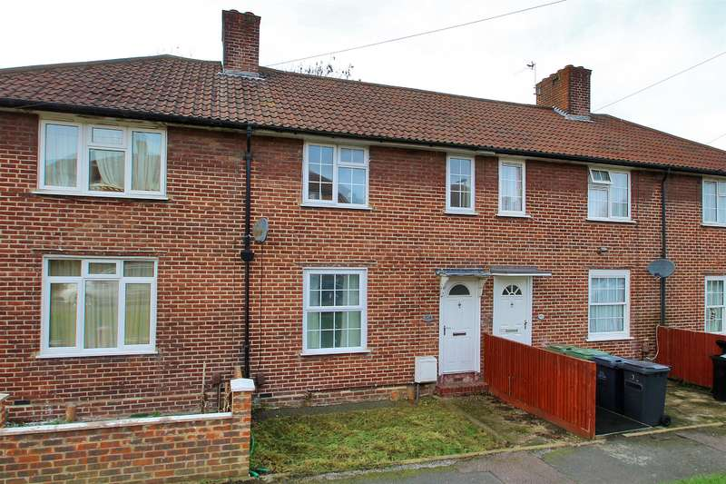 3 Bedrooms Terraced House for sale in Prestbury Square, Mottingham, London, SE9 4NB