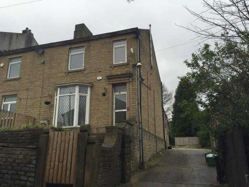 4 Bedrooms End Of Terrace House for rent in Hanson Lane, Huddersfield