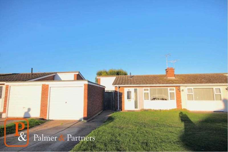 2 Bedrooms Bungalow for sale in Swallowdale, Great Clacton