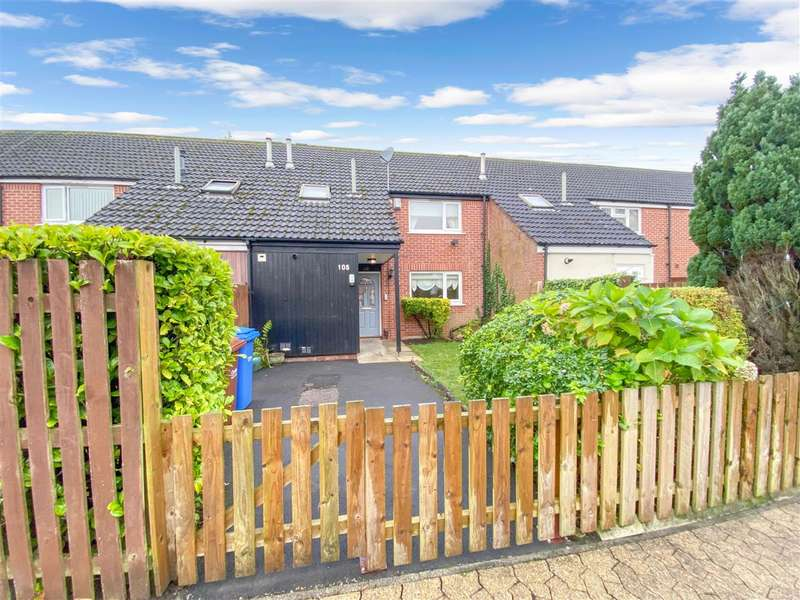 3 Bedrooms Terraced House for sale in Homestead, Bamber Bridge