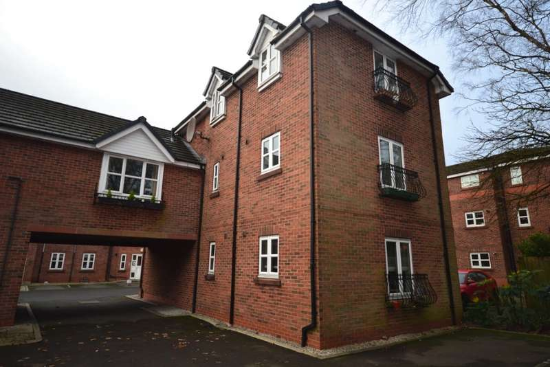 2 Bedrooms Flat for sale in Pear Tree Close, , Aspull, WN2 1RH
