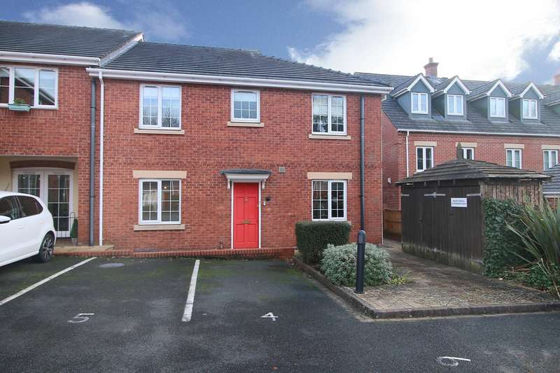 2 Bedrooms Apartment Flat for rent in Swan Close, Blakedown, Kidderminster, DY10