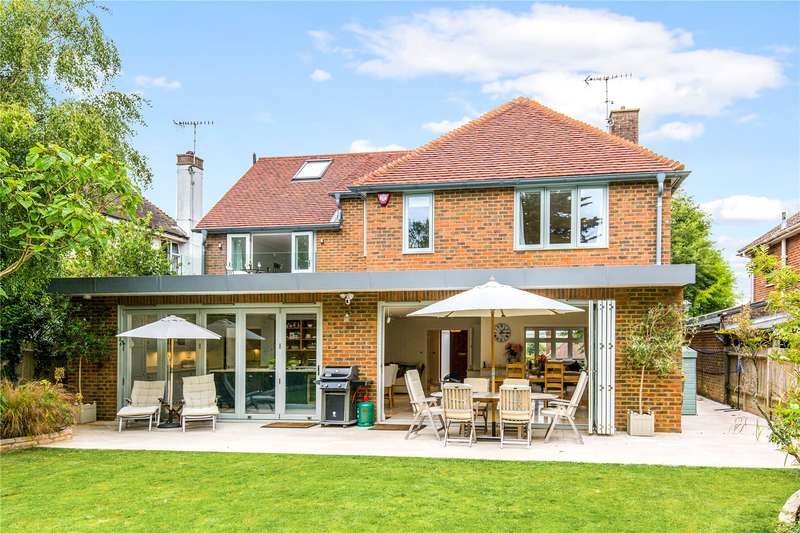 5 Bedrooms Detached House for sale in Wayland Avenue, Brighton, East Sussex, BN1