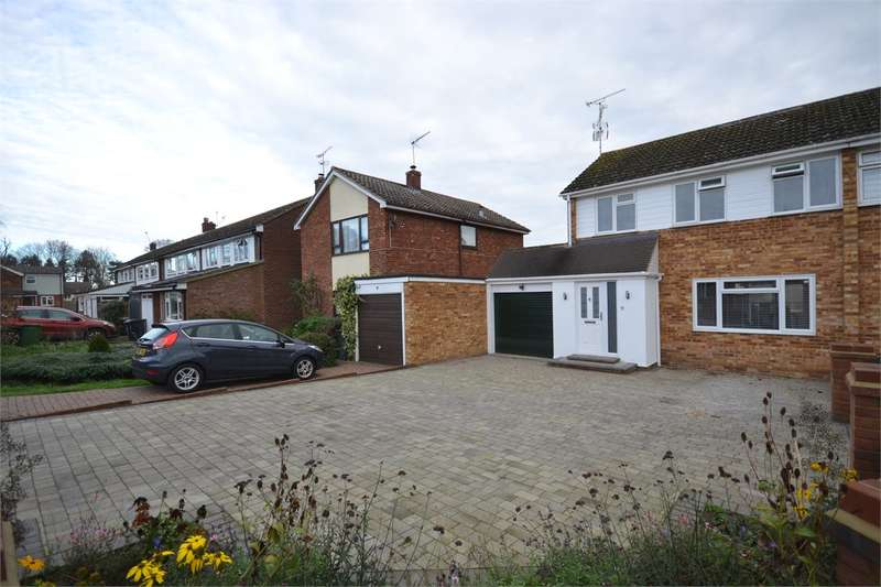 3 Bedrooms Semi Detached House for sale in 11 Mary MacArthur Place, Stansted Mountfitchet