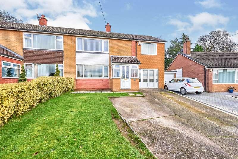 4 Bedrooms Semi Detached House for sale in Greencroft, Brampton, Cumbria, CA8