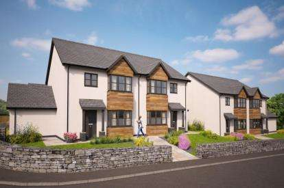 3 Bedrooms Semi Detached House for sale in Caeswch, Llan Ffestiniog, Gwynedd, LL41