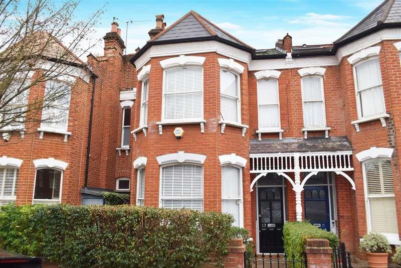 4 Bedrooms Terraced House for sale in Morley Road, East Twickenham