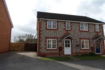 2 Bedrooms House for rent in Mardale Close, Gamston