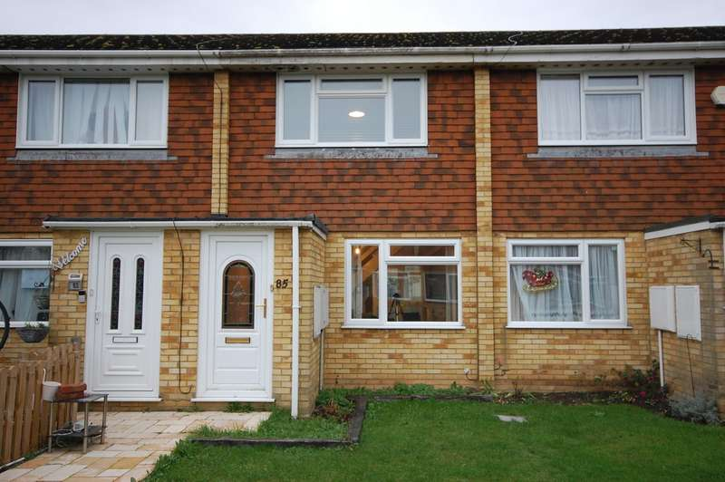 2 Bedrooms Terraced House for rent in Peartree Road, Herne Bay, Kent