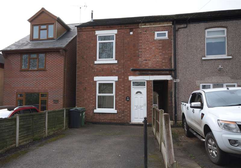 2 Bedrooms Terraced House for rent in Park Street, Ripley