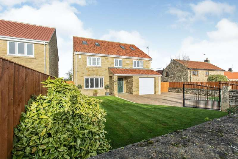 6 Bedrooms Detached House for sale in Went Edge Road, Kirk Smeaton, Pontefract, WF8