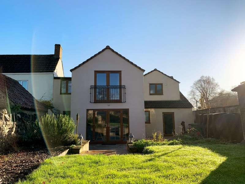 4 Bedrooms Semi Detached House for sale in The Green, Wotton-under-Edge, Gloucestershire, GL12