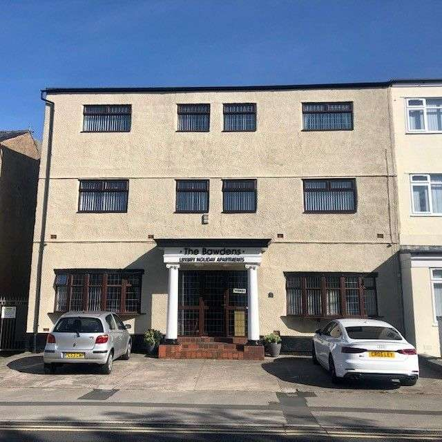 Flat for sale in Park Road, Blackpool, FY1