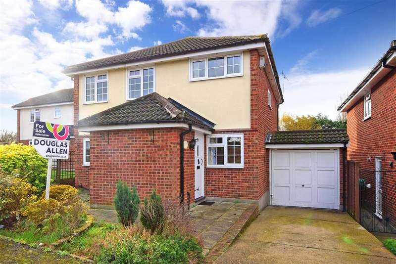 4 Bedrooms Detached House for sale in Jubilee Drive, , Wickford, Essex