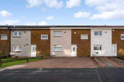 2 Bedrooms Terraced House for sale in Carrick Court, Kirkintilloch, Glasgow, East Dunbartonshire