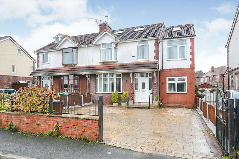 7 Bedrooms Semi Detached House for sale in Burnham Drive, Manchester, Greater Manchester, M19