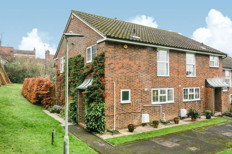 3 Bedrooms End Of Terrace House for sale in Park Close, Hatfield, AL9