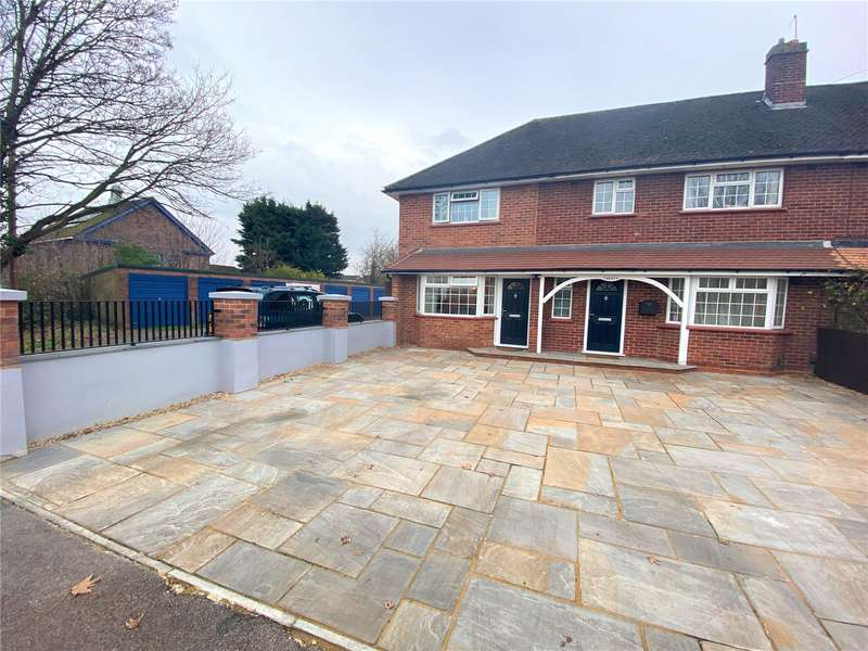 2 Bedrooms End Of Terrace House for rent in Stephen Close, Egham, Surrey, TW20