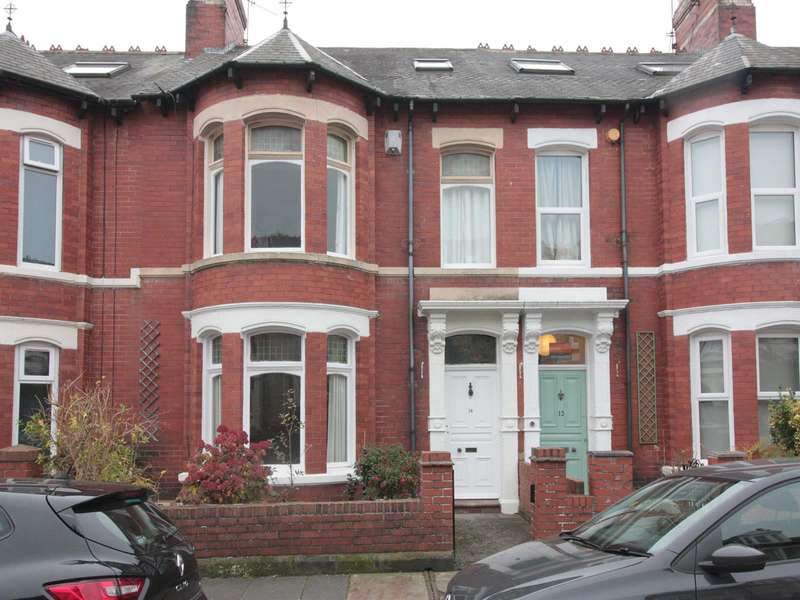 5 Bedrooms House for sale in Devonshire Place, Newcastle Upon Tyne