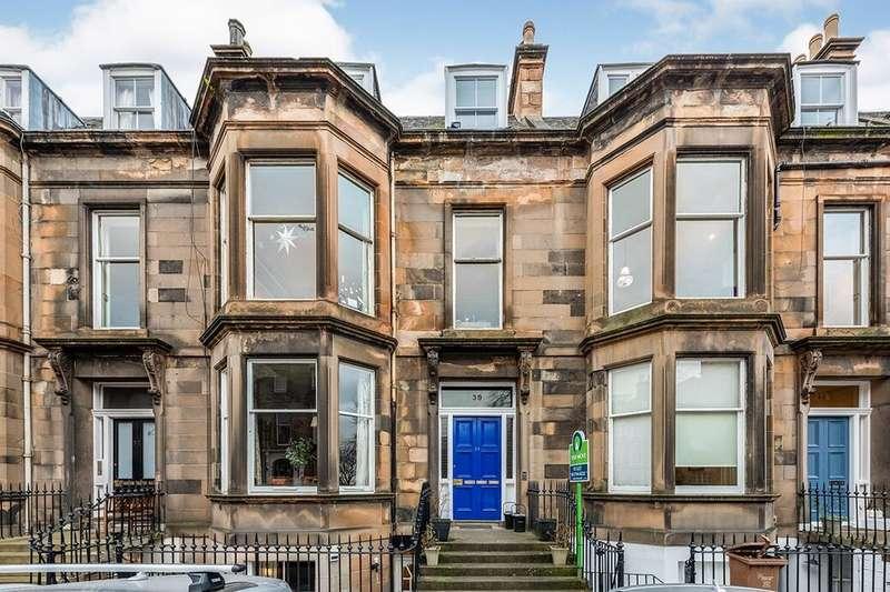 2 Bedrooms Flat for rent in Coates Gardens, Edinburgh, EH12