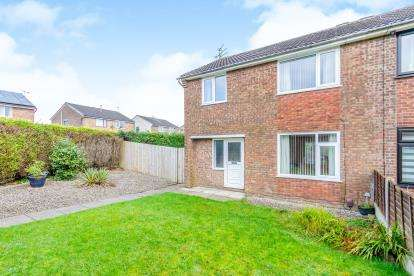 3 Bedrooms Semi Detached House for sale in Elm Close, Rishton, Blackburn, Lancashire, BB1