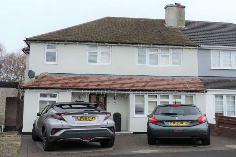 6 Bedrooms Semi Detached House for sale in Northcote Road, Sidcup, DA14
