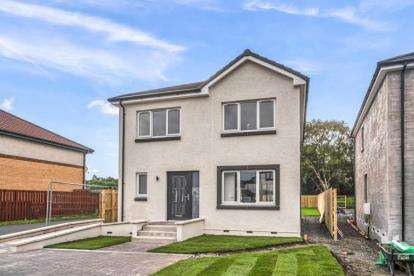 4 Bedrooms Detached House for sale in Victoria Road, Barrhead