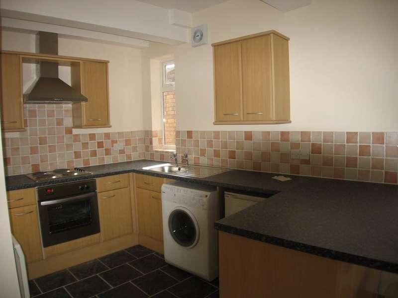 1 Bedroom Studio Flat for rent in Flat, Barley Mews, Loughborough, LE11