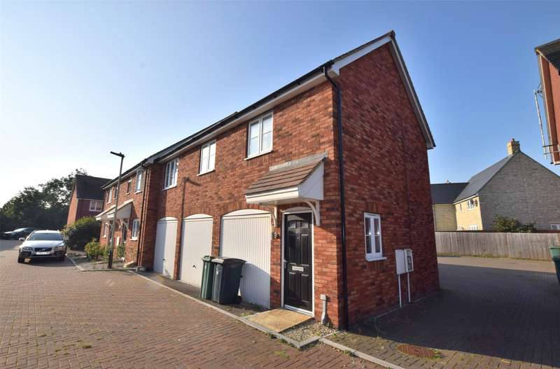2 Bedrooms End Of Terrace House for sale in Planets Lane, Cheltenham, Gloucestershire, GL51