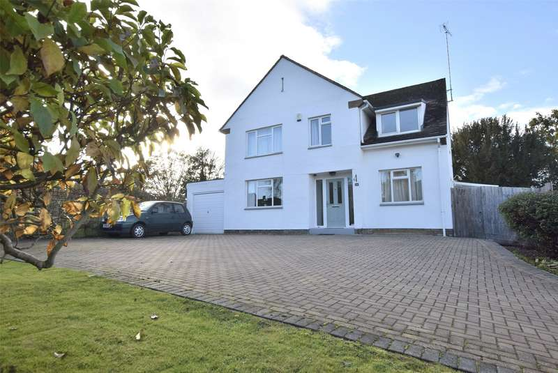 4 Bedrooms Detached House for sale in Ledmore Road, Charlton Kings, Glos, GL53