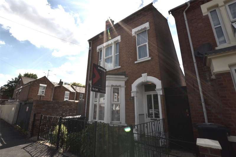6 Bedrooms Detached House for rent in Henry Road, GLOUCESTER, GL1