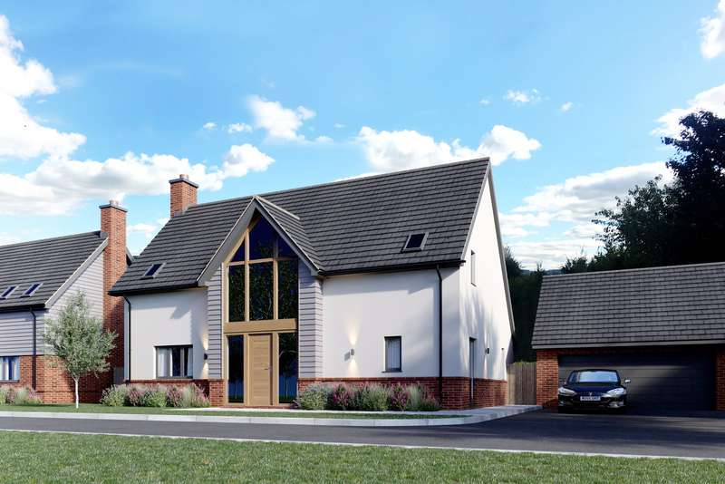 3 Bedrooms Detached House for sale in The Fellows, Cleeve View, Consell Green Lane, Toddington, Cheltenham, GL54