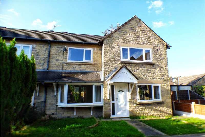 3 Bedrooms Semi Detached House for rent in The Spindles, Mossley, OL5