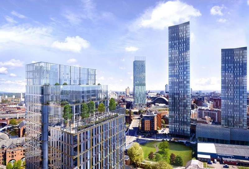 2 Bedrooms Property for sale in Investment Apartments For Sale In Manchester United Kingdom , Greater Manchester , Manchester