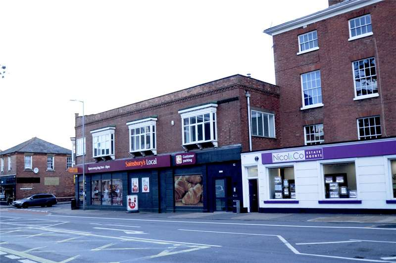 1 Bedroom Apartment Flat for rent in Barbourne Road, Worcester