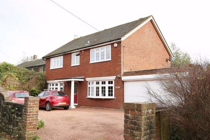 4 Bedrooms Detached House for sale in Wrotham, Kent
