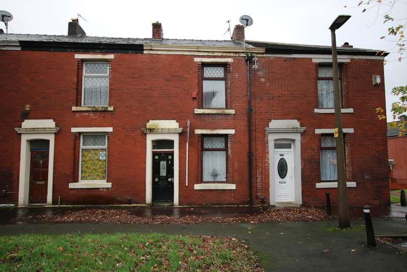 2 Bedrooms Terraced House for sale in Agnes Street, Griffin, Blackburn