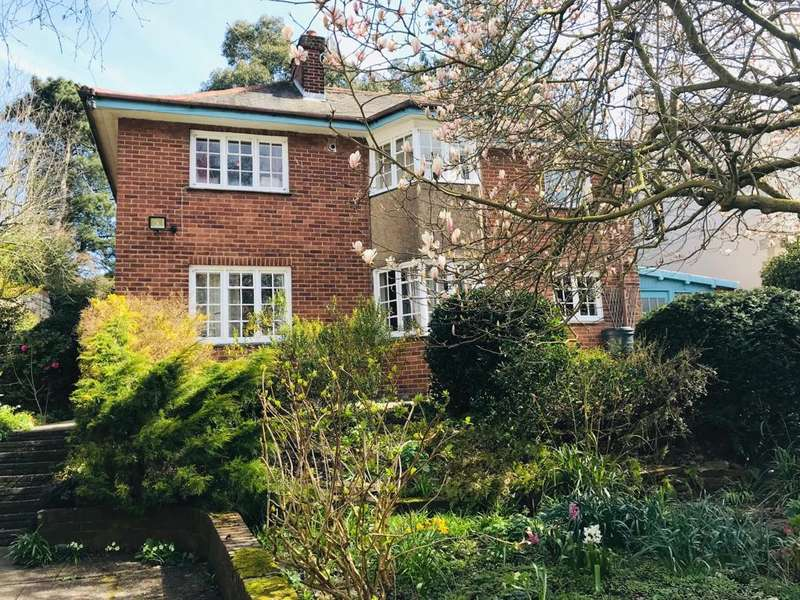 4 Bedrooms Detached House for rent in St Davids Hill, , Exeter, EX4 4BE