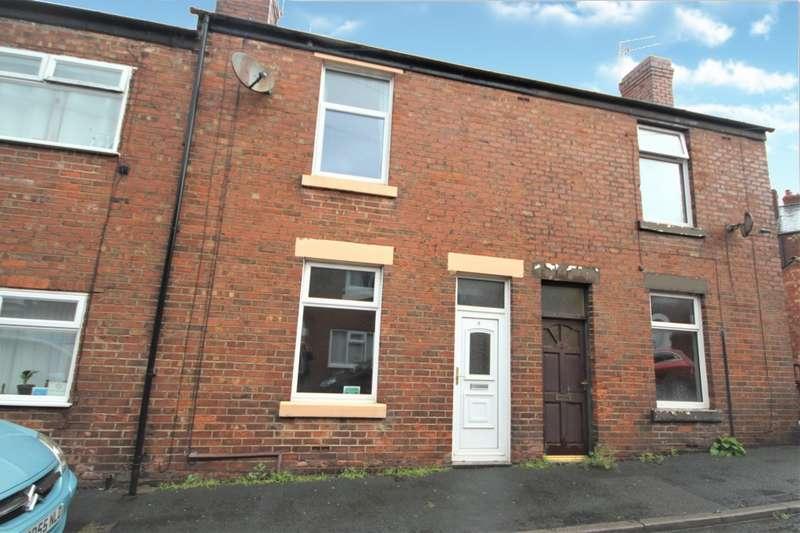 2 Bedrooms Terraced House for rent in Porter Street East, Wesham, Preston, PR4