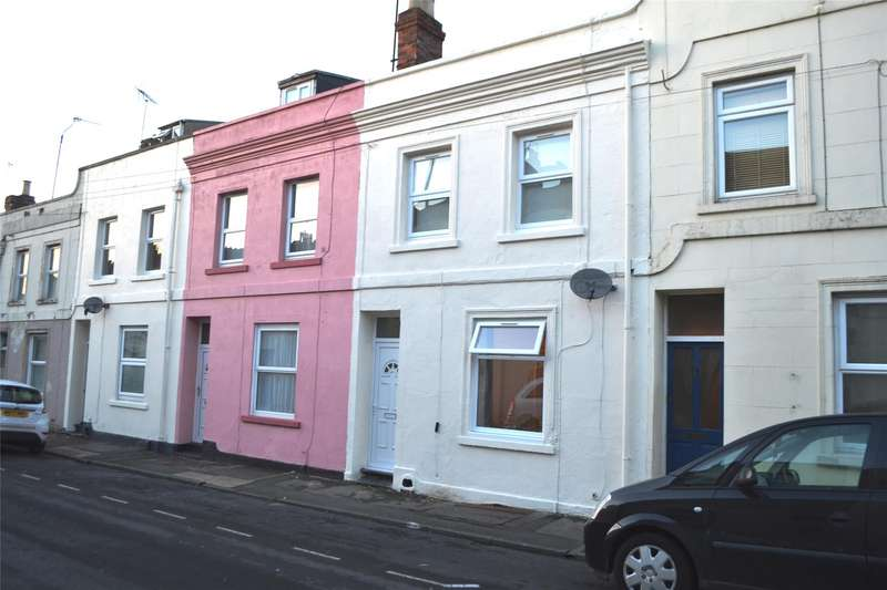 4 Bedrooms Terraced House for rent in St. Mark Street, GLOUCESTER, GL1