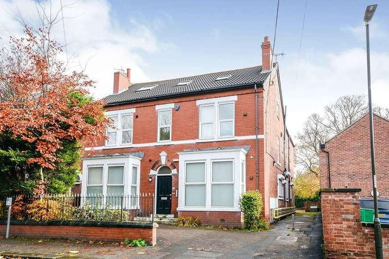 2 Bedrooms Flat for rent in Tennyson Avenue, Chesterfield, S40