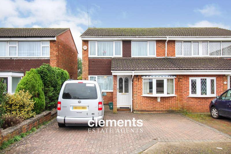 4 Bedrooms Semi Detached House for rent in Woodhall Farm, Hemel Hempstead