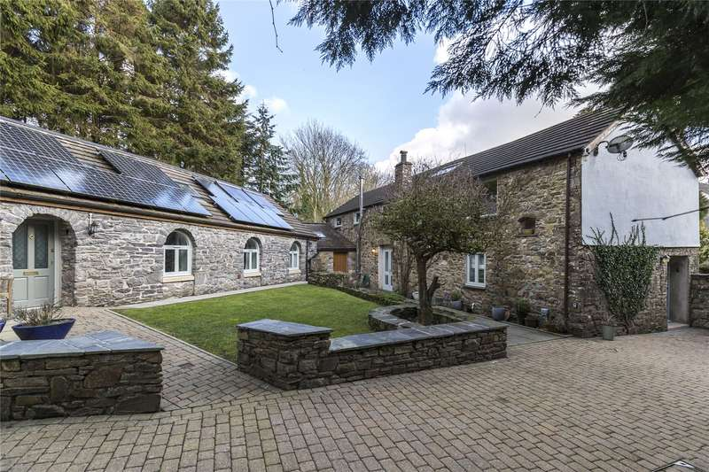 6 Bedrooms Detached House for sale in The Barn, Crinow, Narberth, Pembrokeshire