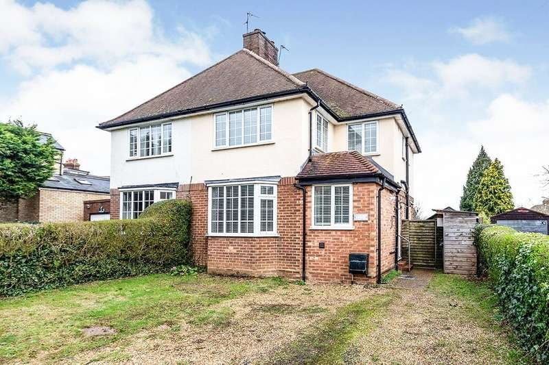 3 Bedrooms Semi Detached House for rent in Bearton Road, Hitchin, SG5