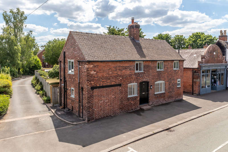 4 Bedrooms House for sale in Main Street, Alrewas, Burton-on-Trent